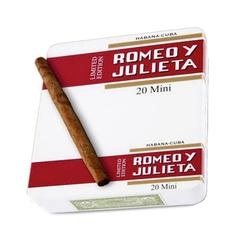 Romeo Y Julieta Mini LE2019*20