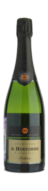 M.Hostomme, Cuvee Tradition, Brut Champagne AOC