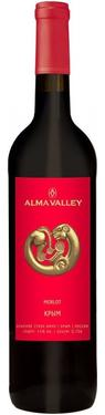 Alma Valley, Merlot