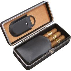 Футляр Aficionado Cigar Leather Case 3