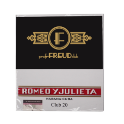 Romeo Y Julieta Club *20