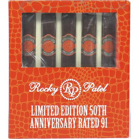 Rocky Patel Fifty Toro Sampler*5
